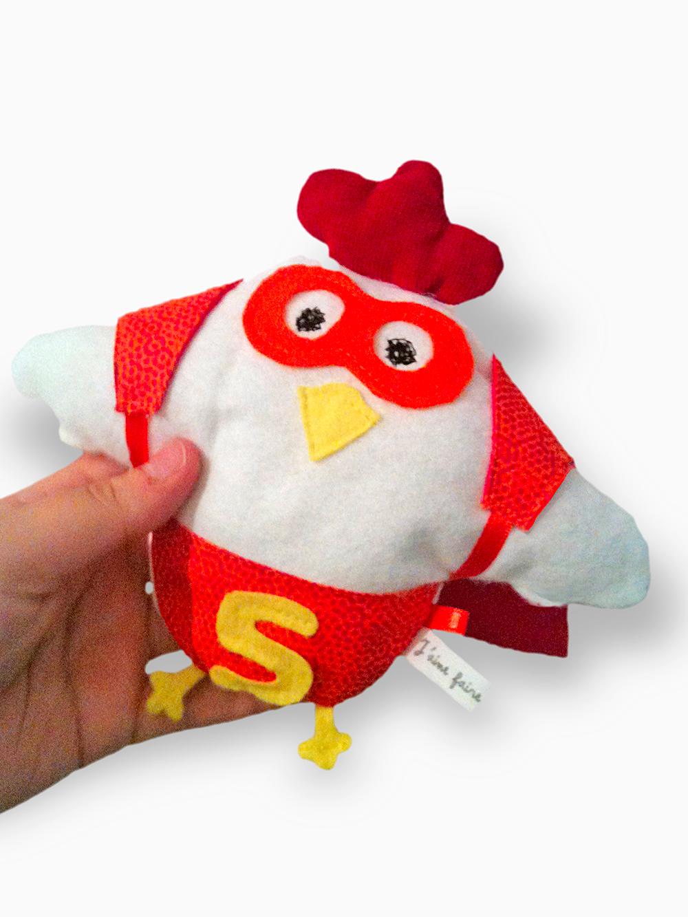 super-poulette-blanche-6-mois
